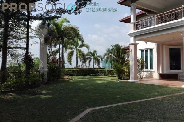 For Sale Bungalow at Bukit Wangsamas, Wangsa Maju Leasehold Fully Furnished 6R/6B 6.9m