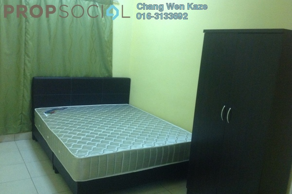For Sale Condominium at Juta Mines, Seri Kembangan Leasehold Fully Furnished 3R/2B 355k