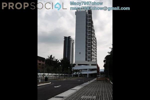 For Sale Condominium at Bayu @ Pandan Jaya, Pandan Indah Leasehold Unfurnished 3R/2B 515k