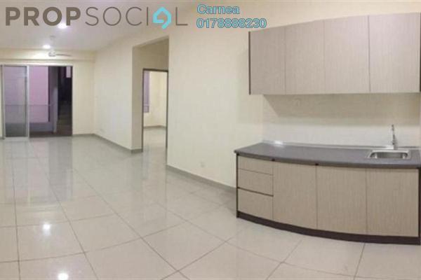 For Rent Condominium at Platinum Suites, KLCC Freehold Semi Furnished 2R/2B 1.8k