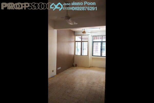 For Sale Apartment at Taman Sri Sentosa, Old Klang Road Leasehold Unfurnished 3R/1B 179k