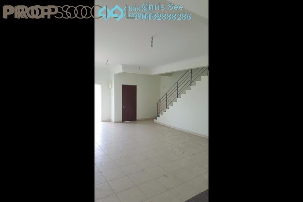 For Sale Terrace at Ixora Residences, Bandar Seri Coalfields Freehold Unfurnished 4R/4B 500k