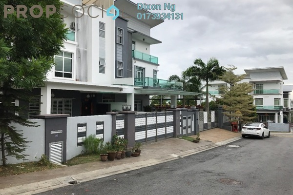 For Sale Bungalow at Sentosa Heights, Kajang Leasehold Unfurnished 5R/5B 1.7m