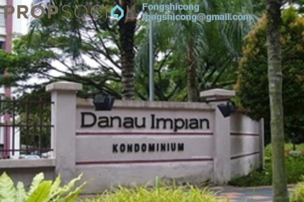 For Rent Condominium at Danau Impian, Taman Desa Leasehold Unfurnished 3R/2B 1.3k