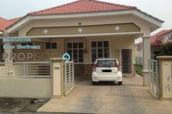 For Sale Semi-Detached at Taman Restu, Kedah Freehold Unfurnished 3R/2B 320k