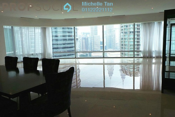 For Sale Condominium at The Avare, KLCC Freehold Semi Furnished 4R/6B 4m