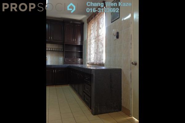 For Sale Terrace at Damai Jasa, Alam Damai Leasehold Fully Furnished 4R/3B 900k