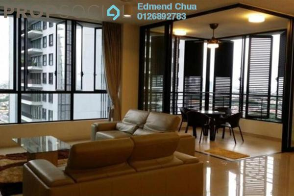 For Rent Condominium at Five Stones, Petaling Jaya Freehold Fully Furnished 5R/5B 7.5k