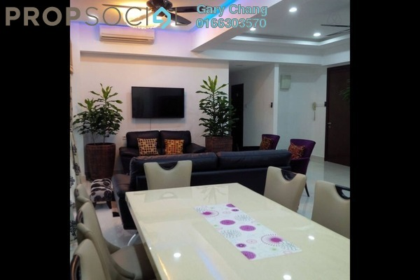 For Rent Serviced Residence at Regalia, Putra Freehold Fully Furnished 2R/3B 4.5k