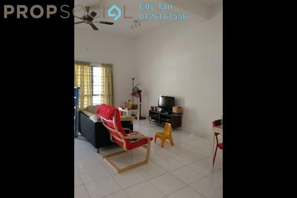 For Sale Terrace at Impiana Residences, Iskandar Puteri (Nusajaya) Freehold Semi Furnished 4R/3B 690k