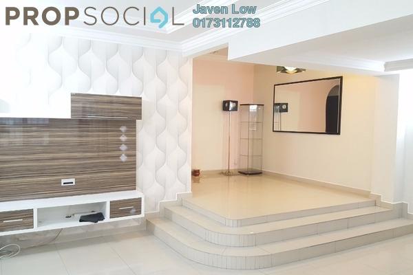 For Sale Terrace at BK5, Bandar Kinrara Freehold Fully Furnished 4R/3B 898k