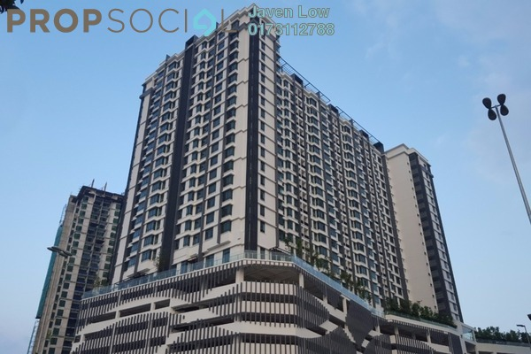 For Sale Condominium at Pearl Suria, Old Klang Road Leasehold Unfurnished 3R/2B 800k