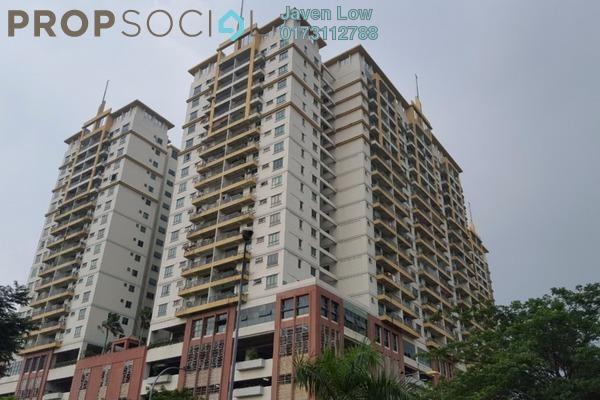 For Sale Condominium at D'Alamanda, Cheras Leasehold Fully Furnished 2R/2B 440k