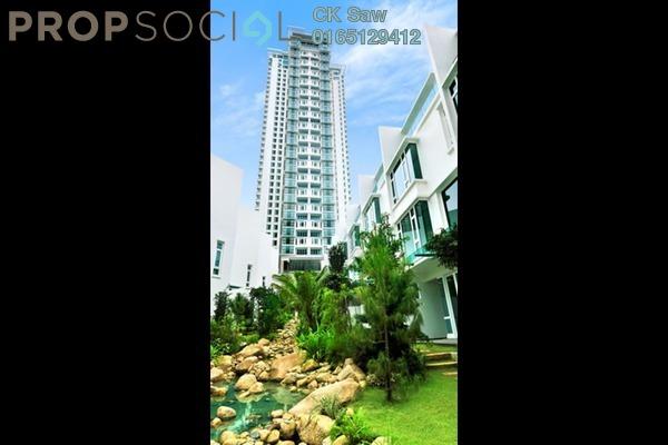 For Rent Condominium at Kiara 9, Mont Kiara Freehold Fully Furnished 4R/5B 10k