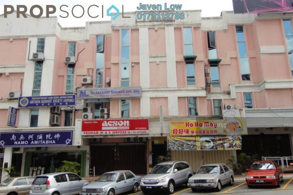 For Sale Office at Medan Putra Business Centre, Bandar Menjalara Leasehold Semi Furnished 0R/1B 230k