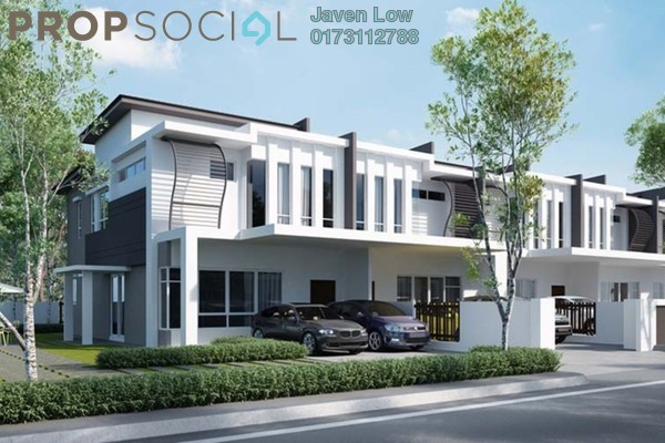 For Sale Terrace at Setia EcoHill 2, Semenyih Freehold Semi Furnished 4R/4B 680k