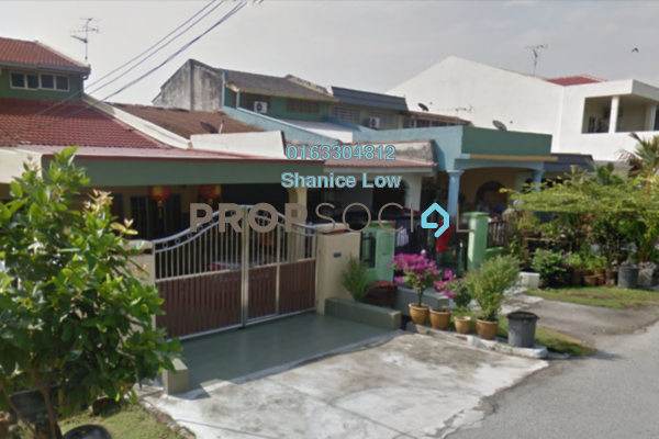 For Rent Terrace at Kepong Baru, Kepong Freehold Unfurnished 3R/2B 1.4k