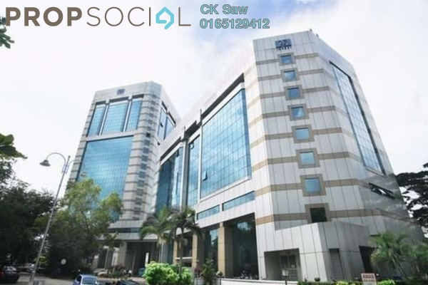 For Rent Office at Menara HP, Damansara Heights Freehold Fully Furnished 0R/0B 8.1k