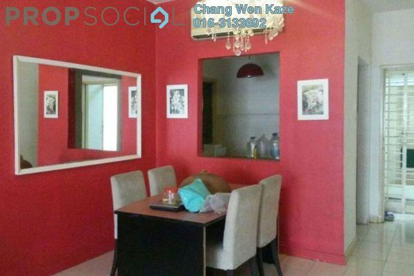 For Sale Condominium at Cengal Condominium, Bandar Sri Permaisuri Leasehold Fully Furnished 3R/2B 380k