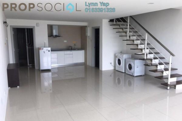For Rent Condominium at Arte SW, Shah Alam Leasehold Semi Furnished 3R/2B 2k