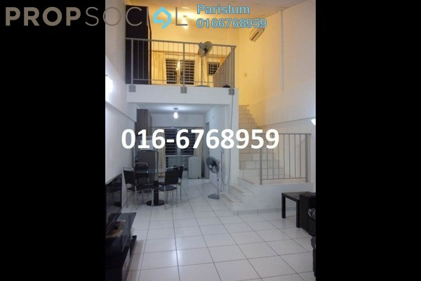 For Rent Serviced Residence at Axis SoHu, Pandan Indah Leasehold Fully Furnished 1R/1B 1.5k