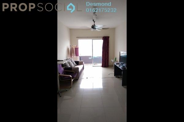 For Sale Condominium at Kinrara Mas, Bukit Jalil Freehold Semi Furnished 3R/2B 450k