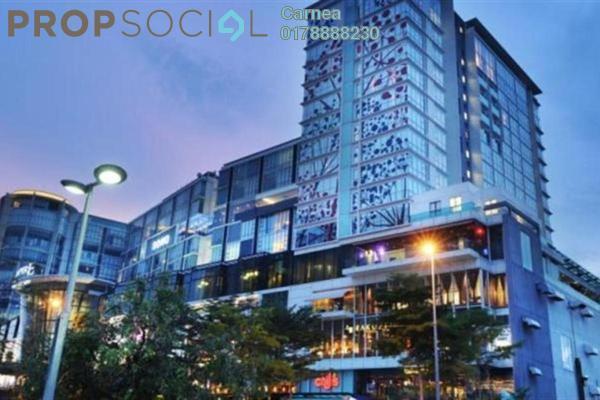 For Sale Condominium at Empire Subang, Subang Jaya Freehold Fully Furnished 0R/1B 280k