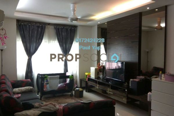 For Sale Apartment at Desa Idaman Residences, Puchong Freehold Semi Furnished 3R/2B 440k