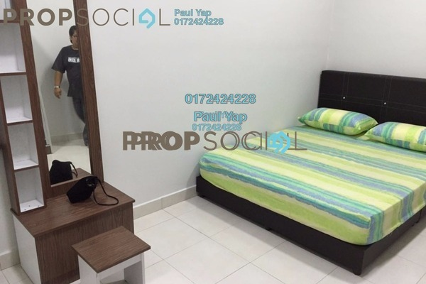 For Rent Terrace at Saujana Rawang, Rawang Leasehold Fully Furnished 3R/4B 1.4k