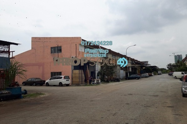 For Sale Factory at Taman Perindustrian Maju Jaya, Bandar Puchong Utama Freehold Unfurnished 0R/3B 1.25m