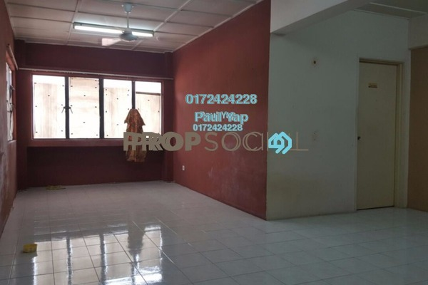 For Sale Apartment at Prima Damansara, Damansara Damai Leasehold Unfurnished 3R/2B 185k