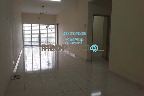 For Rent Condominium at Symphony Heights, Selayang Leasehold Unfurnished 3R/2B 1.1k