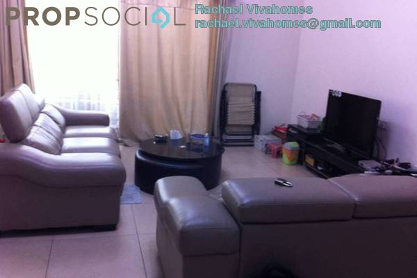 For Rent Terrace at Urbana @ D'Alpinia, Puchong Leasehold Semi Furnished 4R/3B 1.9k