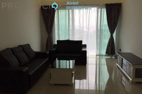 For Sale Condominium at Le Yuan Residence, Kuchai Lama Freehold Semi Furnished 3R/2B 950k