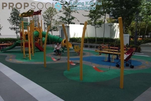 For Sale SoHo/Studio at CyberSquare, Cyberjaya Freehold Semi Furnished 2R/2B 380k