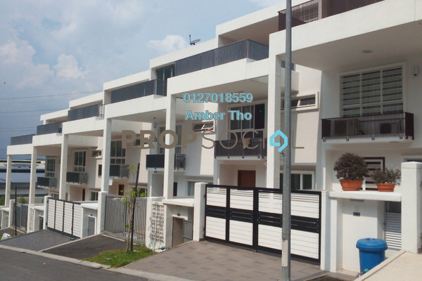 For Rent Terrace at KYK Heights, Balakong Freehold Unfurnished 5R/4B 1.61k