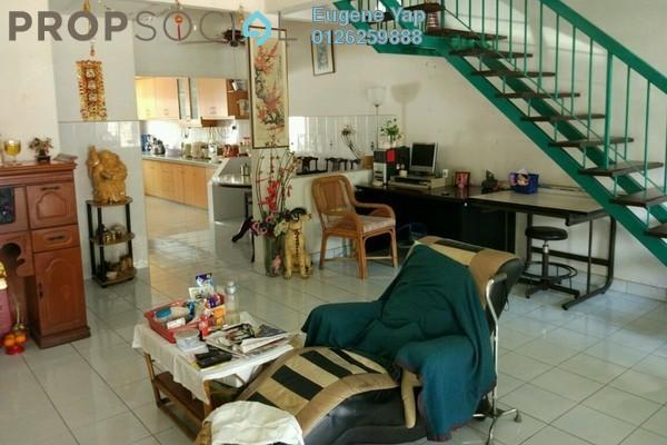 For Sale Terrace at Taman Impian Indah, Sungai Buloh Leasehold Semi Furnished 4R/3B 450k