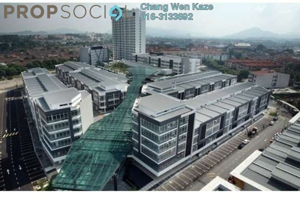 For Sale Office at C180, Cheras South Freehold Unfurnished 0R/0B 360k