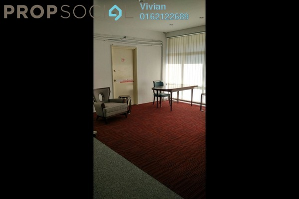 For Sale Office at IOI Boulevard, Bandar Puchong Jaya Freehold Semi Furnished 0R/2B 1.4m