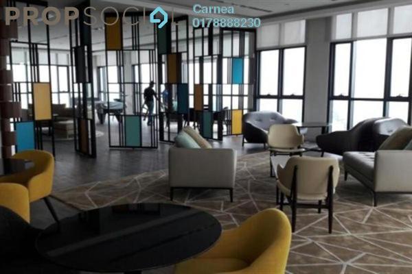 For Sale Condominium at Tropicana Gardens, Kota Damansara Leasehold Semi Furnished 0R/1B 650k