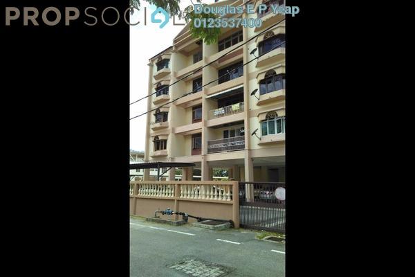 For Rent Apartment at Tanjung Indah, Tanjung Bungah Freehold Semi Furnished 3R/2B 1.5k