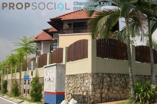 For Sale Terrace at Damai Jasa, Alam Damai Leasehold Fully Furnished 4R/5B 1.1m