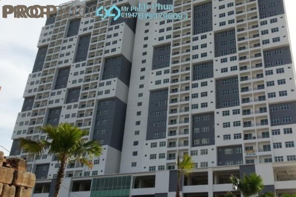 For Rent Condominium at Palma Laguna, Seberang Jaya Freehold Fully Furnished 3R/2B 1k