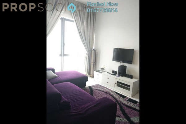 For Sale Serviced Residence at Tropicana City Tropics, Petaling Jaya Freehold Fully Furnished 2R/2B 600k