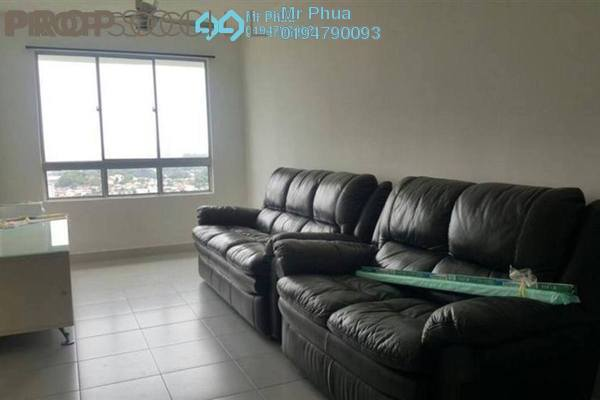 For Rent Condominium at Centrio Avenue, Bukit Gambier Freehold Semi Furnished 3R/2B 880translationmissing:en.pricing.unit