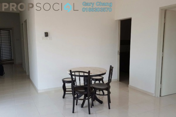 For Rent Serviced Residence at I Residence, Kota Damansara Leasehold Fully Furnished 3R/2B 2.2k