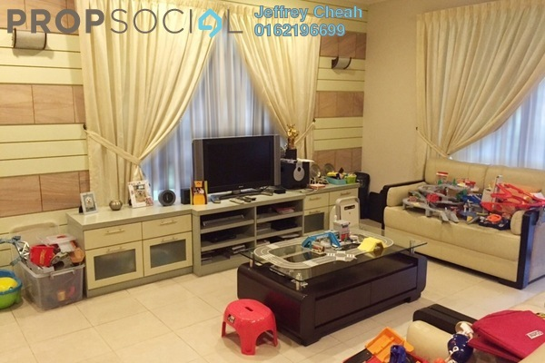 For Sale Terrace at Safa, Desa ParkCity Freehold Semi Furnished 5R/0B 3.3m