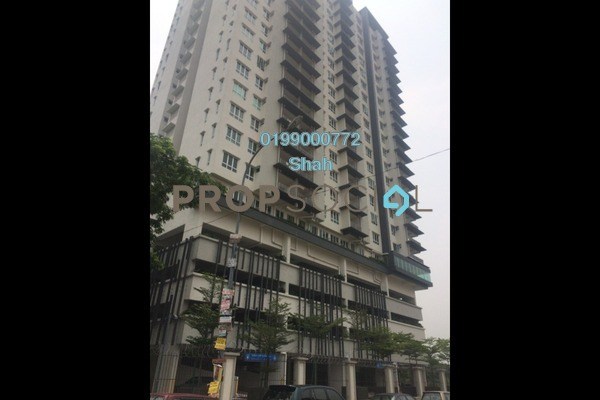 For Sale Condominium at Seri Puteri, Bandar Sri Permaisuri Leasehold Semi Furnished 3R/3B 560k