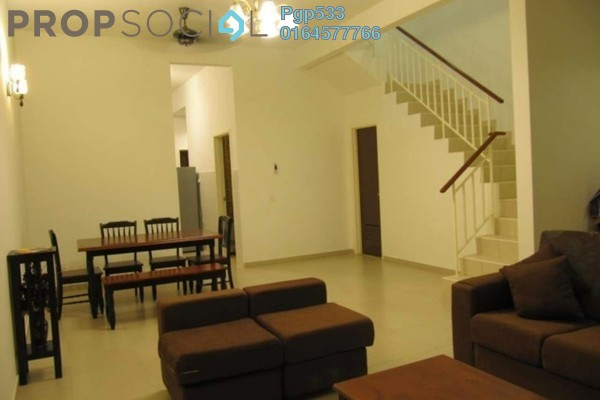 For Rent Terrace at Setia Vista, Relau Freehold Fully Furnished 4R/3B 1.5k