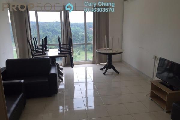 For Rent Serviced Residence at I Residence, Kota Damansara Leasehold Fully Furnished 3R/2B 2.6k